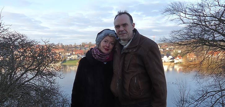 Elena & Leif Bossen - Heiratsagentur